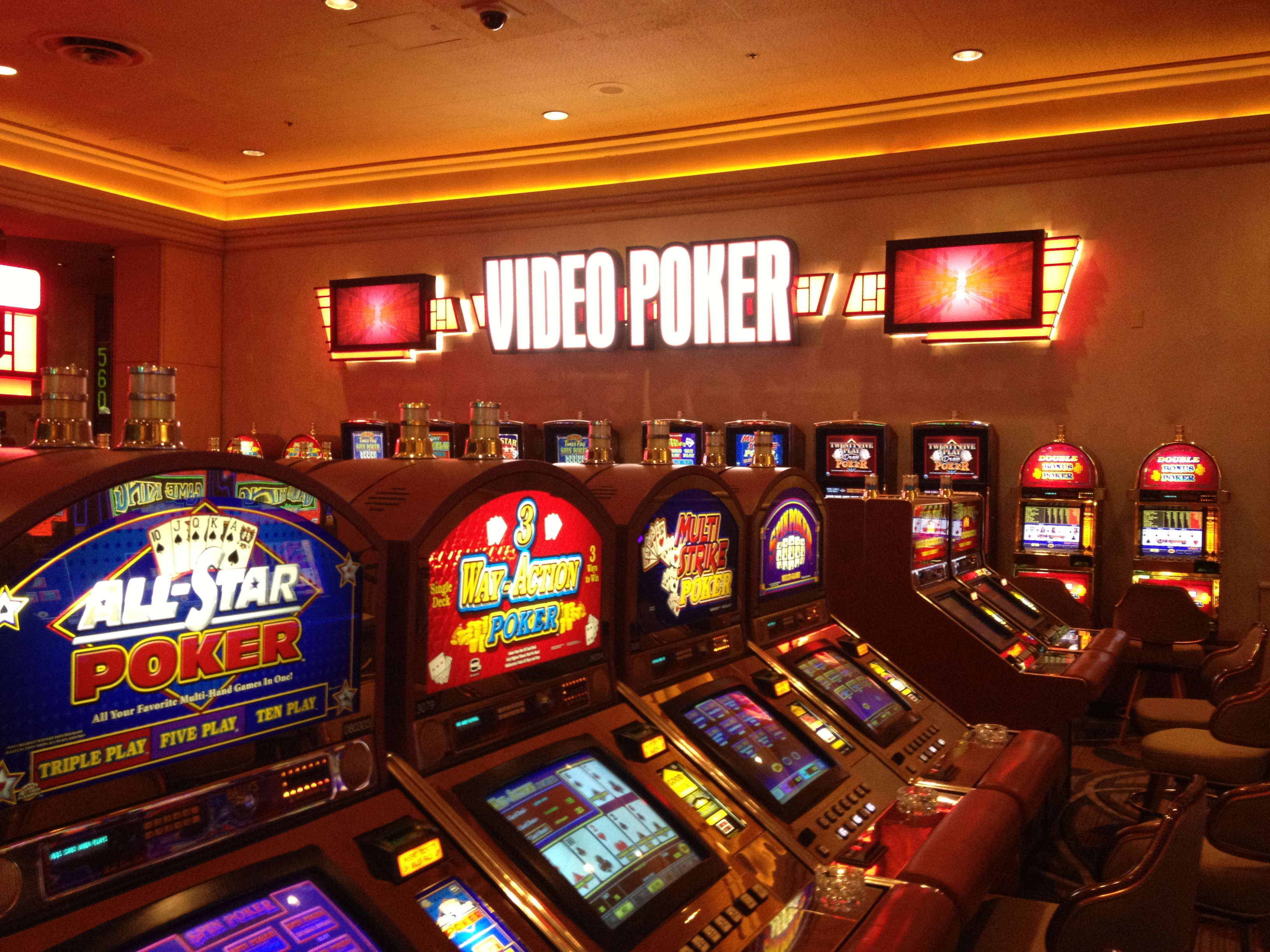dafabet casino video poker